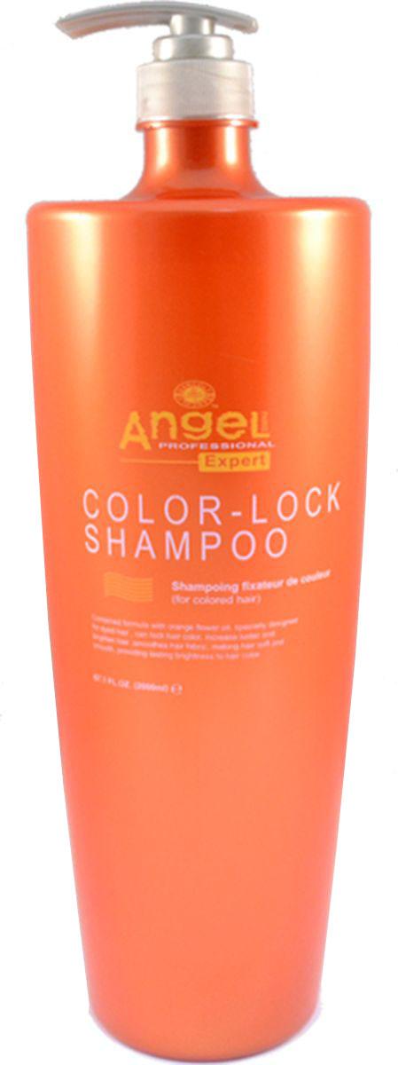 Angel Expert Шампунь фиксатор цвета окрашенных волос 2 лMP59.4DМягкий шампунь с большим количеством масел и экстрактов, предотвращает вымывание пигмента, освежает цвет и защищает волосы от неблагоприятных воздействий. Серия содержит увлажняющие компоненты из Камелии японской, витамины В и Е, масло цветка апельсина. Продукты серии обладают УФ фильтрами для защиты волос от негативного воздействия внешней среды и солнца. Содержит кокоглюкозид, мягкое пенообразующее из кокоса и фруктозы.