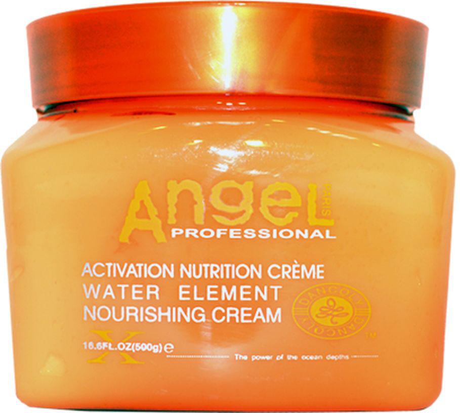 Angel professional Крем для волос питательный, 500 мл1064020250Насыщен NMF (интенсивно увлажняющий экстракт) из глубоководных водорослей Deep-sea-alga, питает и глубоко увлажняет волосы, позволяет переносить увлажняющие липиды и смягчающие вещества в структуру волоса. Этот уникальный процесс помогает сохранить необходимый баланс влаги, придавая волосам, эластичность и бархатистость, усиливает естественный блеск. Включает в себя различные экстракты растений, способствует восстановлению клеточных мембран и предотвращает их от окисления. Идеален для сухих и поврежденных волос.