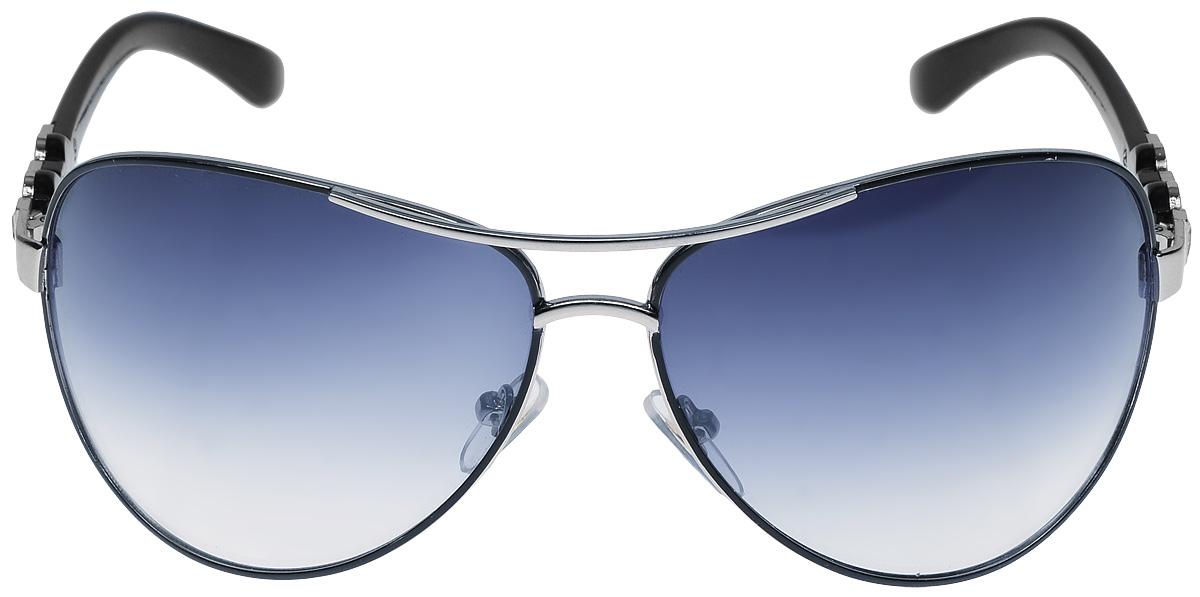 Очки солнцезащитные женские Pirus, цвет: темно-синий, серебристый. PH6933BM8434-58AEОчки солнцезащитные для активного образа жизни. Основные особенности: Не пропускают вредоносные солнечные лучиПовышают контрастность цветовосприятияНе искажает изображениеЛегкая и комфортная оправаСтильный дизайнМатериал: высококачественный пластик, металл