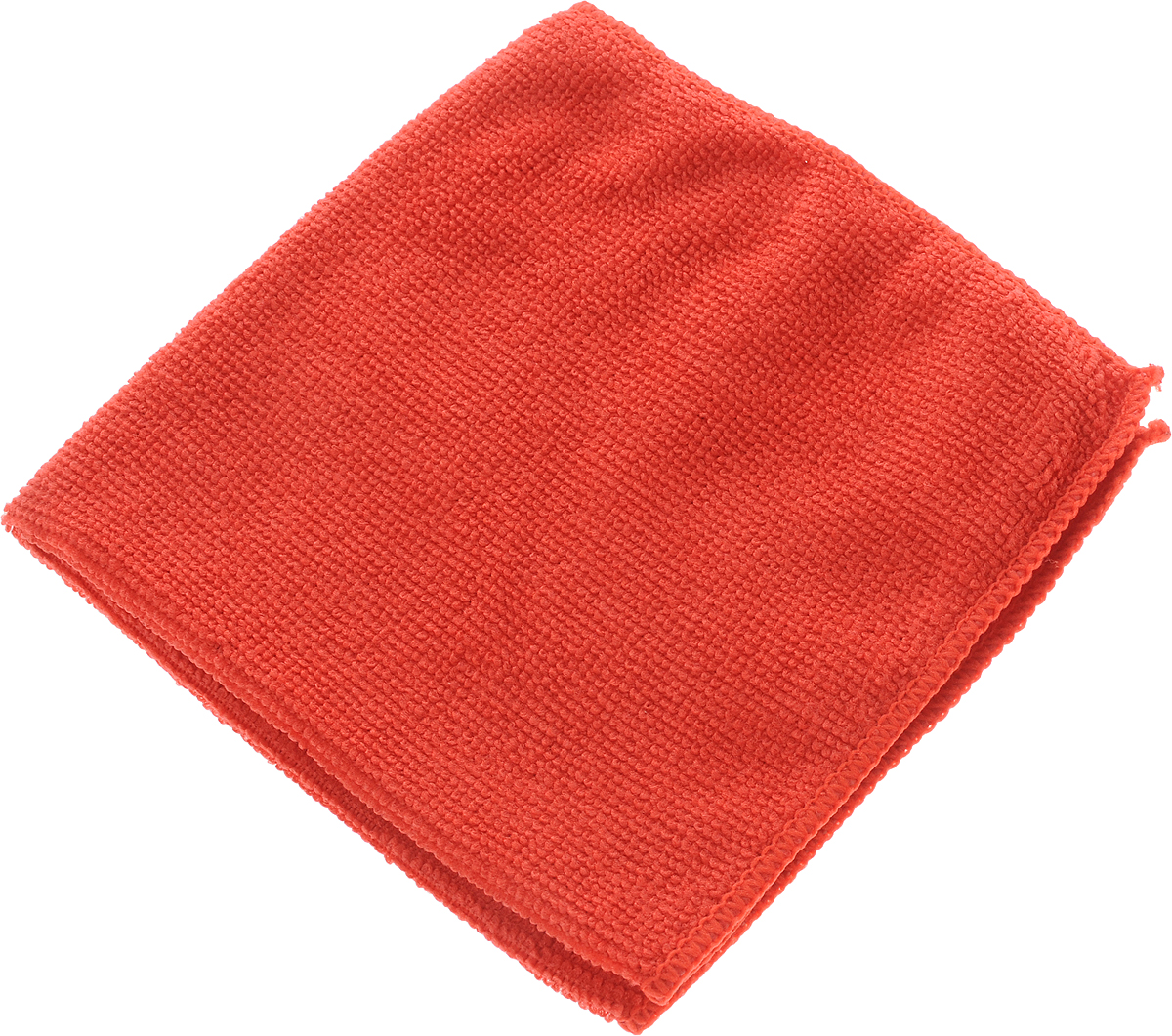 Салфетка универсальная Сelesta, из микрофибры, цвет: красный, 30 х 30 см787502Универсальная салфетка Celesta предназначена для сухой и влажной уборки, подходит для ухода за любыми поверхностями. Изделие изготовлено из микрофибры (80% полиэстер, 20% полиамид). Уникальная структура волокон микрофибры позволяет очищать поверхность без использования моющих средств. Салфетка долговечна, обладает отличными впитывающими свойствами, не оставляет разводов и ворсинок.