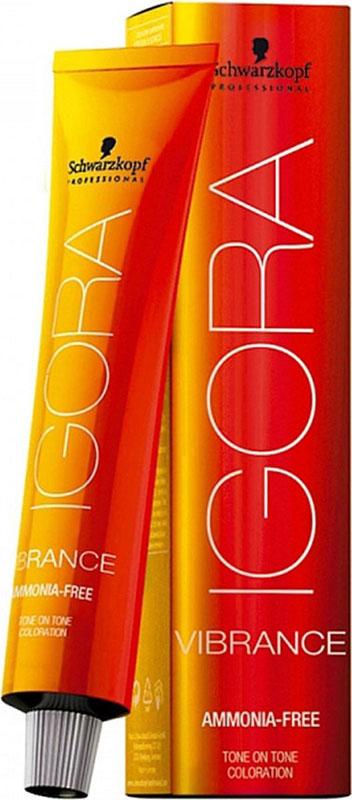 Igora Vibrance Перманентный краситель для волос 9-1 блондин сандрэ 60 млMP59.4DКрем-краситель без аммиака для окрашивания тон-в-тон. Цвет: блондин сандрэ.