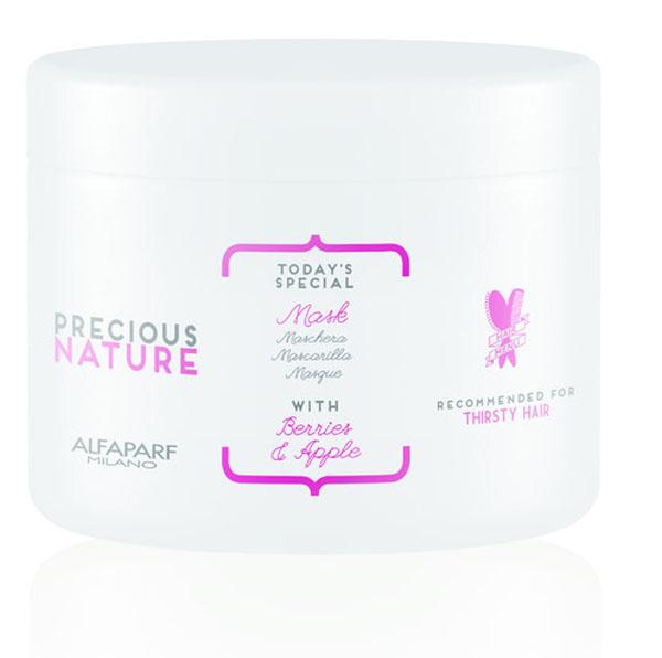 Alfaparf Precious Nature Mask for Dry and Thirsty Hair Маска для сухих волос испытывающих жажду, 500 мл nature полиматричный крем эластин