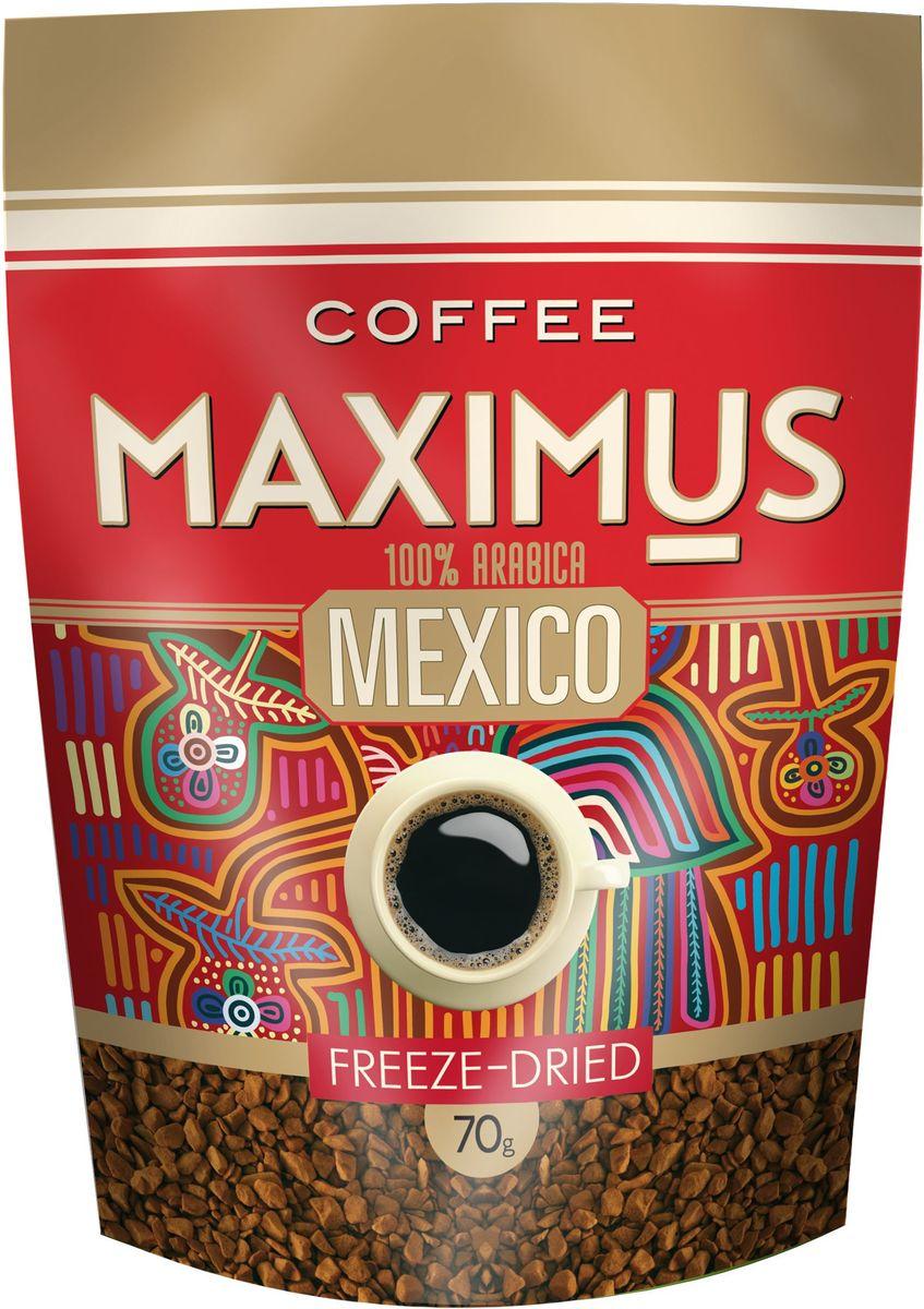 Maximus Mexico кофе растворимый, 70 г