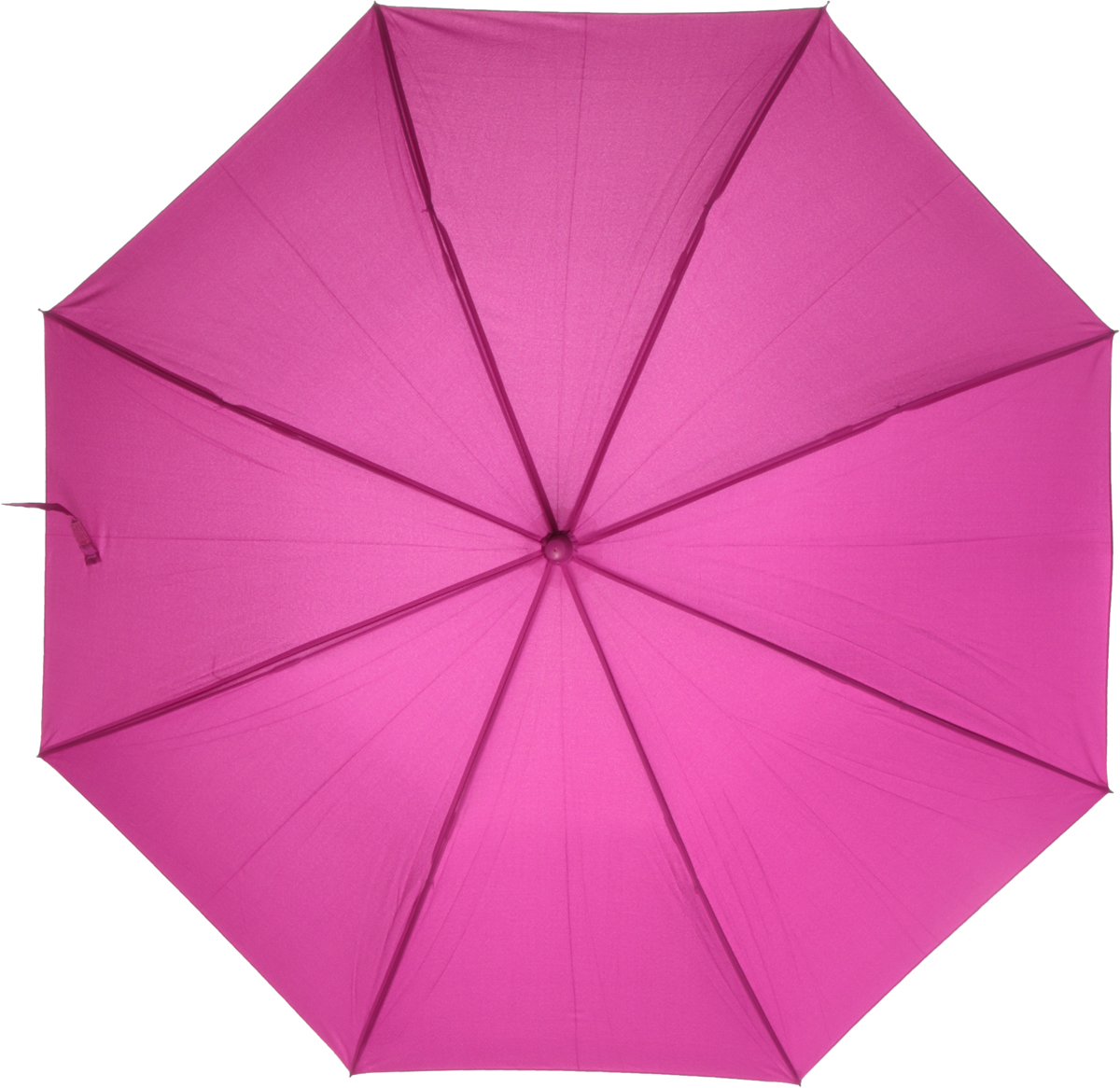 Зонт-трость женский Nuages, цвет: розовый. NZ1240/2pinkCX1516-50-10Зонт - трость. Однотонный. 8 спиц. Автоматическое открытие.