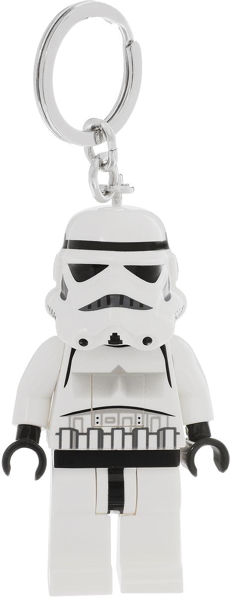 Брелок-фонарик для ключей Lego Звездные войны-Штормтрупер брелок фонарик для ключей lego звездные войны штормтрупер