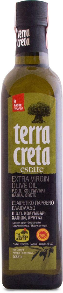 Terra Creta Extra Virgin PDO Kolymvari Chania Crete оливковое масло, 500 млУТ000000491Оливковом масле прекрасного качества. Оно производится под строгим контролем качества и имеет кислотность ниже 0,5%.