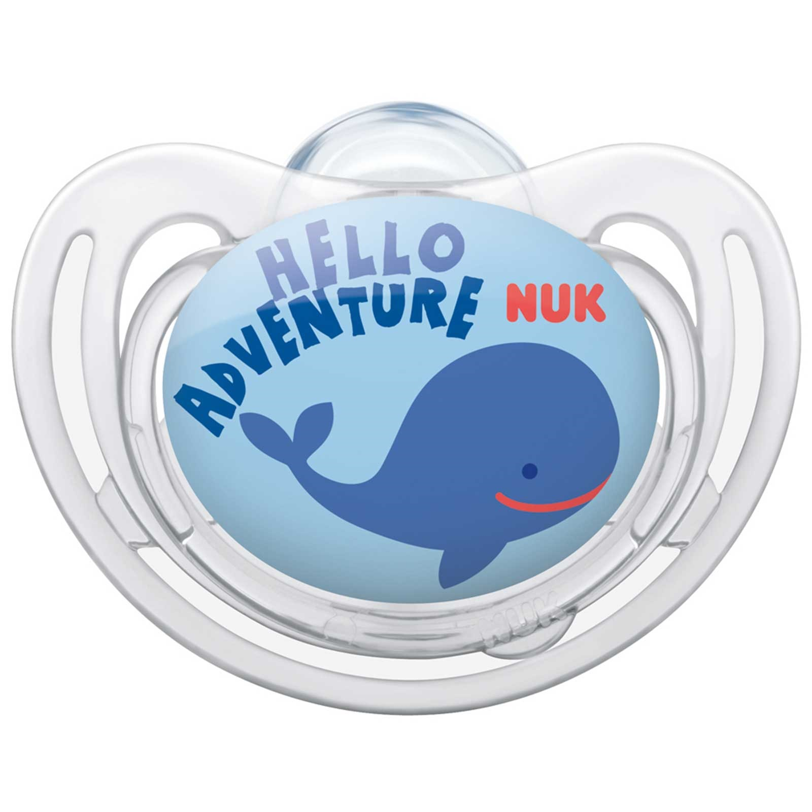 Пустышка силиконовая для сна NUK Freestyle, от 18 до 36 месяцев, ортодонтическая пустышка силиконовая nuk genius ортодонтическая от 18 до 36 месяцев цвет белый голубой