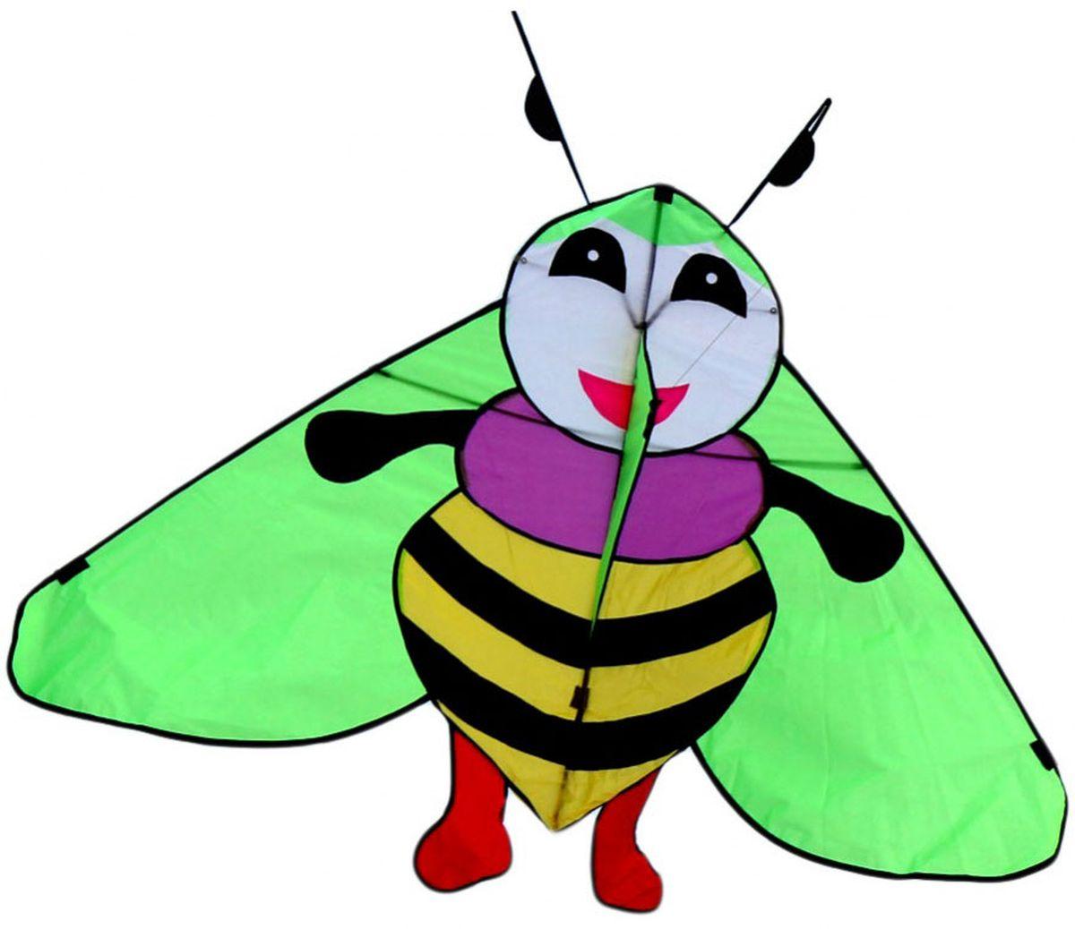 Bradex Воздушный змей Пчелка Мия стопперы bradex стоппер для дверей детский божья коровка