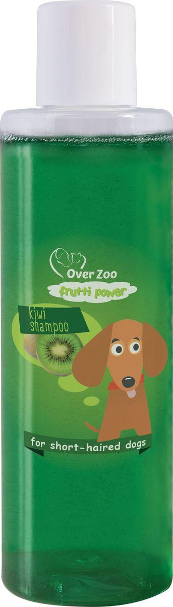 Шампунь OverZoo, для жесткошерстных собак, с ароматом киви, 200 мл5900232784431шампунь для жесткошерстных собак с ароматом Киви