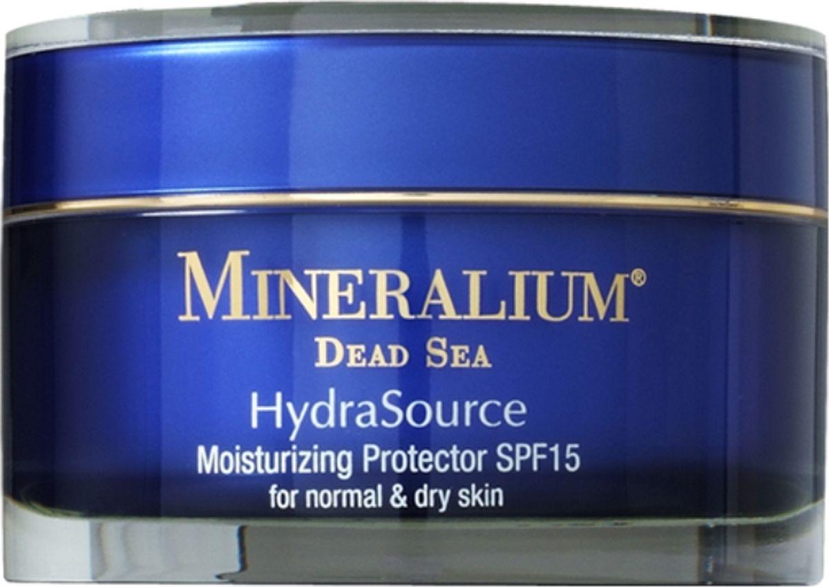 Minerallium Увлажняющее защитное средство SPF 15 для нормальной и сухой кожи, Minerallium 50 млV-613Интенсивный увлажняющий крем удерживает влагу в коже, продлевая ее молодость и разглаживая заломы и морщинки.Усовершенствованный SPF-комплекс сводит к минимуму воздействие УФ-лучей, которые являются причиной фотостарения кожи и раннего появления пигментации.