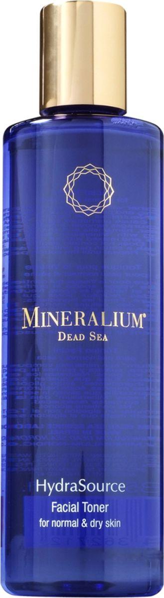 Minerallium Лосьон для лица для нормальной и сухой кожи, Minerallium 235 млFS-00610Освежающий комплекс минералов Мертвого моря очищает поры, удаляет остатки макияжа, нейтрализует свободные радикалы;- обладает легким омолаживающим и обновляющим эффектом;- не содержит спирт, а значит не сушит и не стягивает кожу.