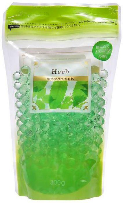 Освежитель воздуха Can Do, капсулы-шарики, с ароматом лекарственных трав, сменная упаковка, 300 г4521006464390
