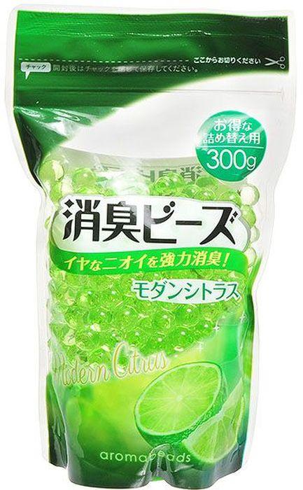 Освежитель воздуха Can Do Aromabeads. Свежий цитрус, сменная упаковка, 300 г4521006487535