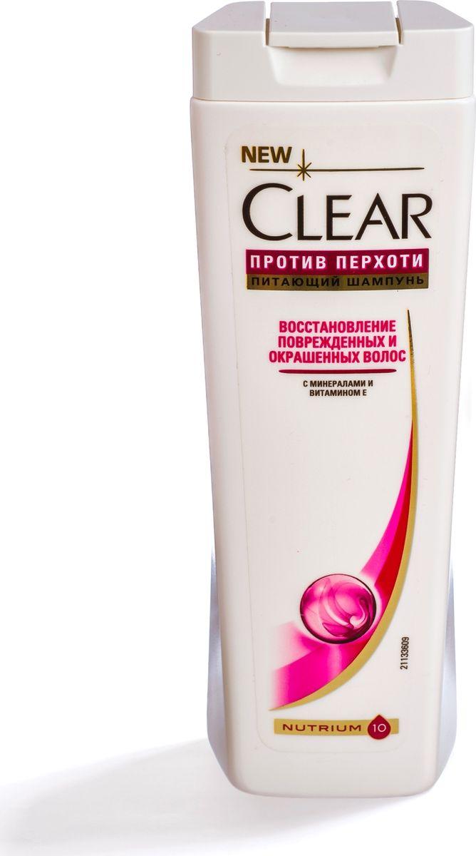 Clear шампунь против перхоти для женщин Восстановление поврежденных и окрашенных волос, 200 мл65414603Бренд CLEAR является лидером российского рынка шампуней и средств по уходу для мужчин и женщин. Впервые шампунь марки CLEAR появился в 1979 году в Великобритании. В России бренд представлен более 8 лет. CLEAR – единственный шампунь против перхоти, чьи инновационные формулы были одобрены Международной академией косметической дерматологии. CLEAR – первый бренд шампуней против перхоти, который разрабатывает свои продукты с учетом особенностей кожи головы и волос мужчин и женщин.Этот продукт довольно успешно прошел все исследования во Франции. Главной особенностью этого шампуня было наличие принципиально новой формулы. У компании Clear шампунь против перхоти имел активный элемент (цинковый пиритион) и полезные витамины, благодаря которым продукт не только избавлял от перхоти, но и эффективно ухаживал за кожей головы. Этот шампунь можно использовать каждый день, потому что он блестяще себя проявил во всех исследованиях. Кожа головы мужчин и женщин принципиально отличается. Причины появления перхоти и других заболеваний у них тоже различные, а значит, и лечить нужно разными методами. Компания Clear разработала совершенно разные формулы шампуней для борьбы с перхотью у женщин и мужчин. По статистике перхоть чаще появляется у мужчин и имеет неприятные последствия. Кожа головы быстро жирнеет, и волосы становятся склонными к выпадению. В шампуне Clear содержится Pro-Nutrium10 с элементами цинка, пиритиона. Эти элементы быстро устраняют причины, по которым появилась перхоть, а заодно и борются с последствиями. Красивые и здоровые волосы – мечта каждого. Но на сегодняшний день очень актуальна проблема образования перхоти. И этот вопрос сейчас беспокоит не только женщин, но и мужчин. Шампунь Clear поможет вам справиться с этой проблемой и избавиться от перхоти навсегда.Созданный специально для мужчин Шампунь Контроль жирности кожи головы с освежающим лимоном помогает удалить жир
