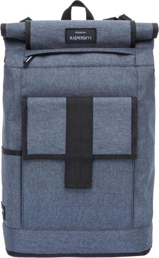 Рюкзак городской мужской Grizzly, цвет: серый, 12,3 л332515-2800Рюкзак молодежный, вставка-трансформер для увеличения объема рюкзака, одно отделение, клапан на липучках, карман на передней стенке, боковой карман, внутренний карман на молнии, внутренний укрепленный карман для ноутбука, укрепленная спинка, карман быстрого доступа в верхней части рюкзака, карман быстрого сбоку, дополнительная ручка-петля, укрепленные лямки с возможностью регулировки размера под рост