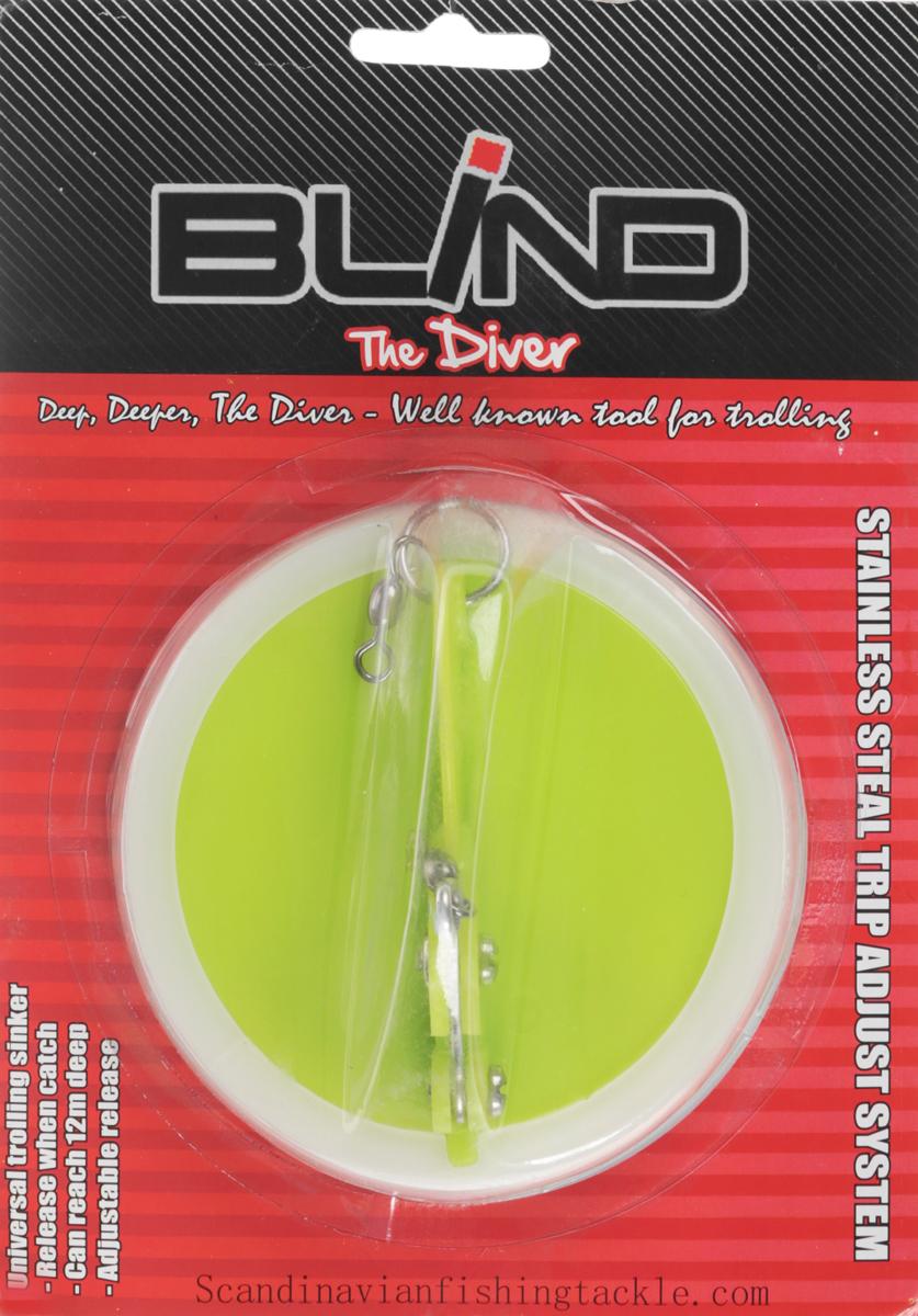 Заглубитель Blind Diver, 107 мм. BLD-12009SPIRIT ED 1050Заглубитель Blind Diver, 107 мм - приспособление, которое за счет своей особенной конструкции способно внести изменения в игре приманки. Предназначен прибор для заглубления троллинговых приманок без применения грузов отягощения. Также заглубитель способствует отклонению приманки в сторону. Уважаемые клиенты! Обращаем ваше внимание на цветовой ассортимент товара. Поставка осуществляется в зависимости от наличия на складе.