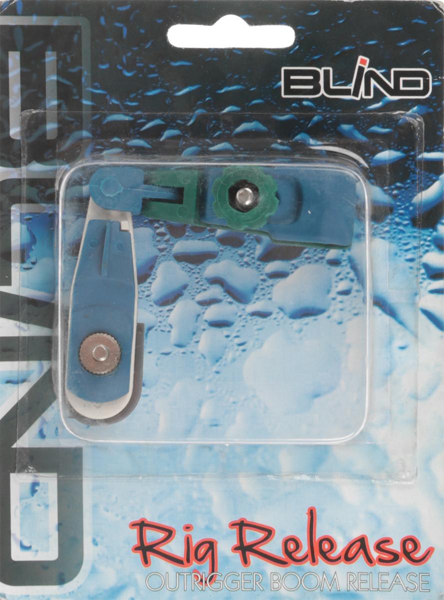 Клипса рыбаловная Blind Rig ReleaseBLD-12017Клипса Blind Rig Release - предмет, который служит для освобождения лески в момент поклевки. Она предотвращает вероятность отстрела оснастки при забросе и отлично ограничивает дальность заброса снасти. Выполнена клипса из легкого и прочного материала. Изделие легко устанавливается. После заброса на необходимую дальность, осуществляется натяжка резинки вокруг шпули, а на последнем обороте резинка цепляется с помощью клипсы.