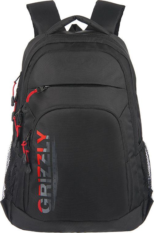 Рюкзак городской мужской Grizzly, цвет: красный, 14,9 л. RU-707-4КомфортРюкзак молодежный, два отделения, карман на молнии на передней стенке, объемный карман на молнии на передней стенке, боковые карманы из сетки, внутренний карман-пенал для карандашей, внутренний подвесной карман на молнии, анатомическая спинка, дополнительная ручка-петля, мягкая укрепленная ручка, укрепленные лямки