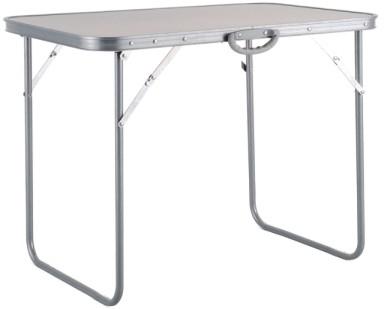 Стол складной Green Glade М5105, 72 см х 49 см х 62 см5203Складной стол Green Glade М5105 - идеальный вариант для отдыха на природе или на даче. Стол имеет прочный стальной каркас из труб диаметром 16 мм, столешница изготовлена из МДФ с меламиновым покрытием. В сложенном состоянии стол не занимает много места, а легкий вес обеспечит легкую транспортировку. Для удобства переноски стол оснащен ручкой. Размер стола (в разобранном виде): 72 см х 49 см х 62 см. Размер стола (в собранном виде): 49 см х 72 см х 4,5 см.