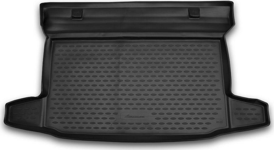 Коврик автомобильный Novline-Autofamily, для автомобиля BRILLIANCE H230, 2015->, хэтчбек, 1 шт., цвет: черный, в багажникст18фКачественный продукт, новый полимерный материал, антискользящий рельеф, идеальная подходимость, гигиенические сертификаты, экспортируются в западную Европу. Три цвета на выбор - серый, бежевый, черный.