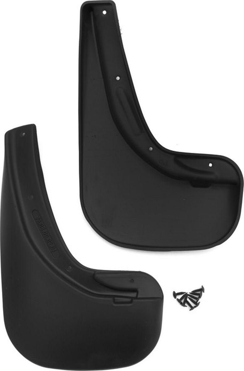 Комплект брызговиков задних Novline-Autofamily для Lifan X50 кроссовер, 2006, 2015-, 2 штNLF.52.33.E10Комплект Novline-Autofamily состоит из 2 задних брызговиков, изготовленных из высококачественного полиуретана. Изделия эффективно защищают кузов автомобиля от грязи и воды, формируют аэродинамический поток воздуха, создаваемый при движении вокруг кузова таким образом, чтобы максимально уменьшить образование грязевой измороси, оседающей на автомобиле. Разработаны индивидуально для каждой модели автомобиля. С эстетической точки зрения брызговики являются завершением колесных арок.