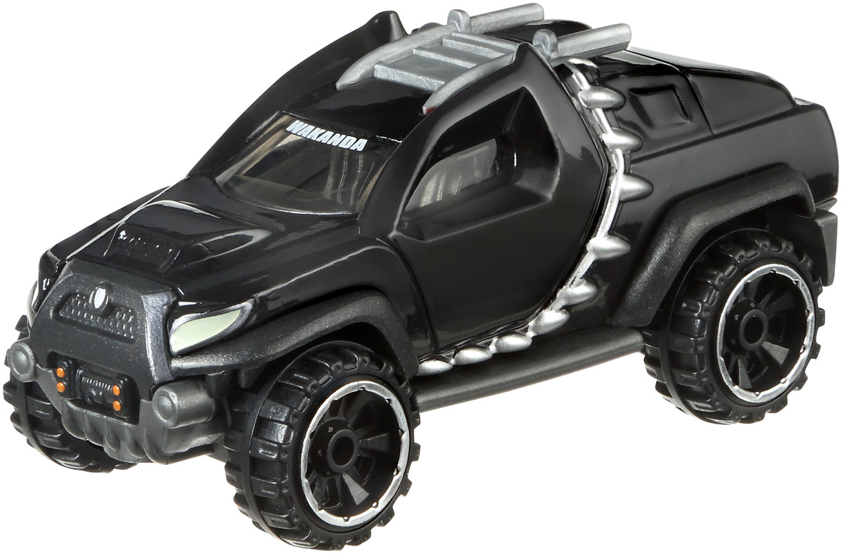 Hot Wheels Avengers Машинка Black Panther