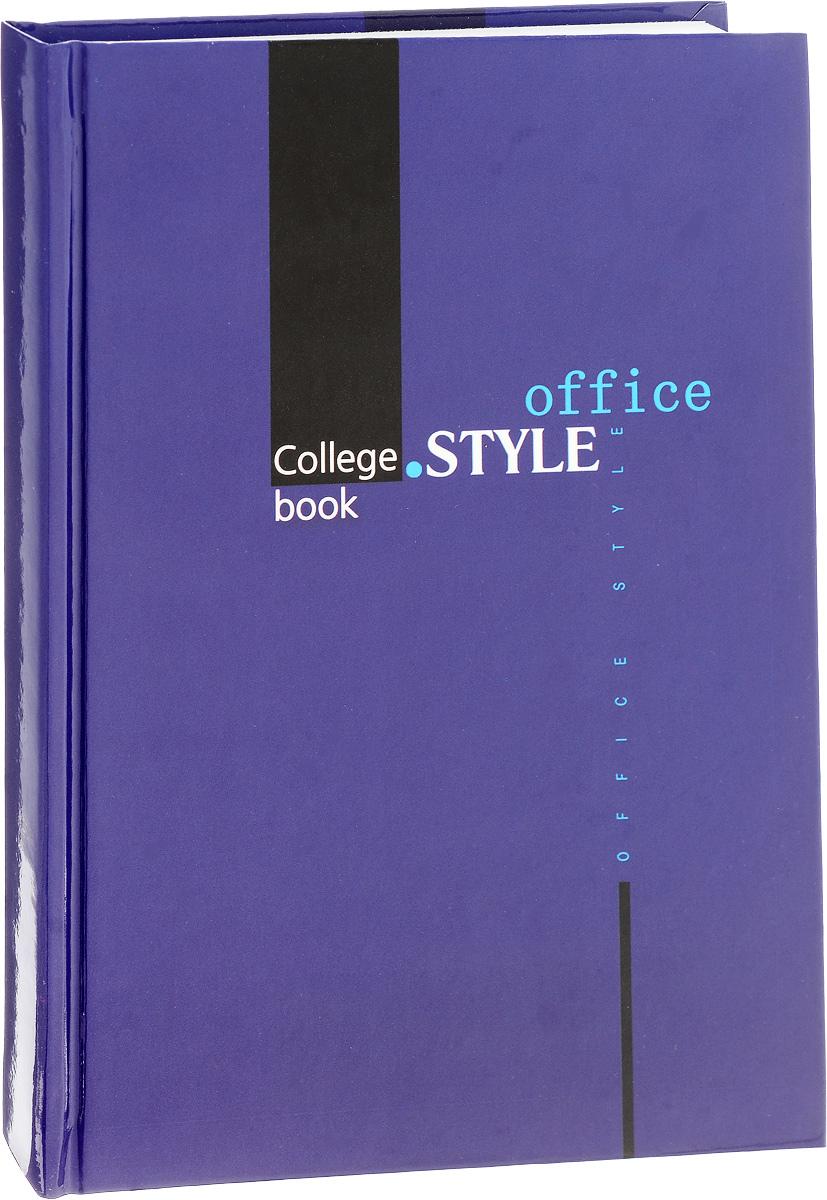 Триумф Колледж-тетрадь 160 листов в клетку цвет фиолетовый1111-415Колледж-тетрадь Триумф формата А5 подойдет как для работы, так и для учебы.Яркая обложка тетради изготовлена из твердого ламинированного картона. Внутренний блок тетради состоит из 160 листов белой бумаги. Все листы имеют стандартную линовку в клетку без полей. Вверху каждого листа имеется строка для названия темы и даты записи. Тетради или блокноты в практичной твердой обложке - это те вещи, которые будут полезны каждому. Вне зависимости от профессии и рода деятельности у человека часто возникает потребность сделать какие-либо заметки. Именно поэтому хорошо всегда иметь удобный блокнот, либо тетрадь под рукой, особенно если вы творческая личность и постоянно генерируете новые идеи.