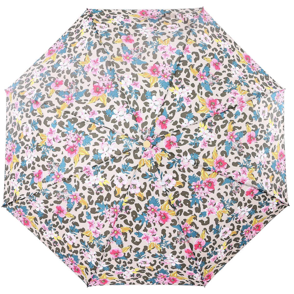Зонт женский Artrain, цвет: желтый, розовый, бирюзовый. 3915-5444REM12-BLACKКлассический женский зонт в 3 сложения полный автомат. Удобная ручка выполнена из пластика. Модель зонта выполнена в стандартном размере, оснащена системой Антиветер. Этот стильный аксессуар поместится практически в любую женскую сумочку благодаря своим небольшим размерам.