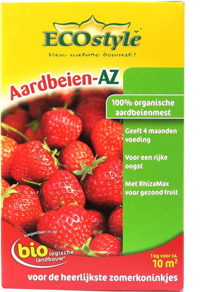 Натуральное органическое удобрение  EcoStyle , для ягодных и фруктовых культур, 1 кг на 20 м2 - Грунт и удобрения