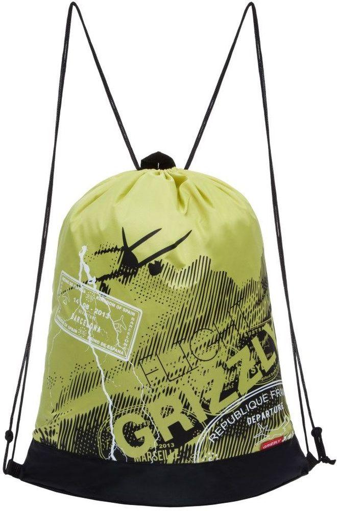 Grizzly Мешок для сменной обуви OM-790-5OM-790-5/2Мешок для сменной обуви Grizzly идеально подойдет как для хранения, так и для переноски сменной обуви и одежды.Мешок выполнен из прочного материала и содержит одно вместительное отделение, затягивающееся с помощью текстильных шнурков. Изделие содержит боковой карман, который застегивается на застежку-молнию. Сверху мешок дополнен петлей для подвешивания.Вашему ребенку обязательно пригодится такой аксессуар для школы!