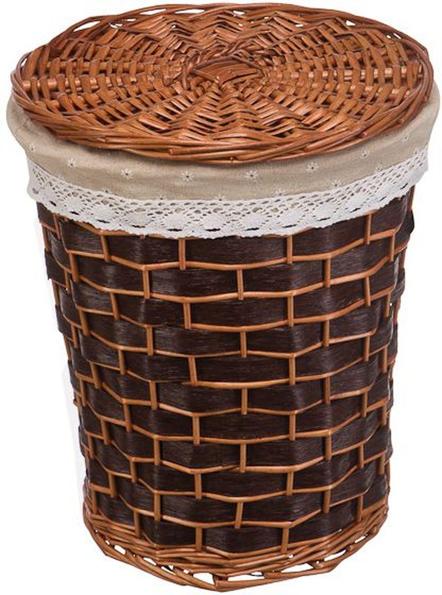 Корзина для белья  Natural House ,36 х 36 х 40 см - Корзины для белья