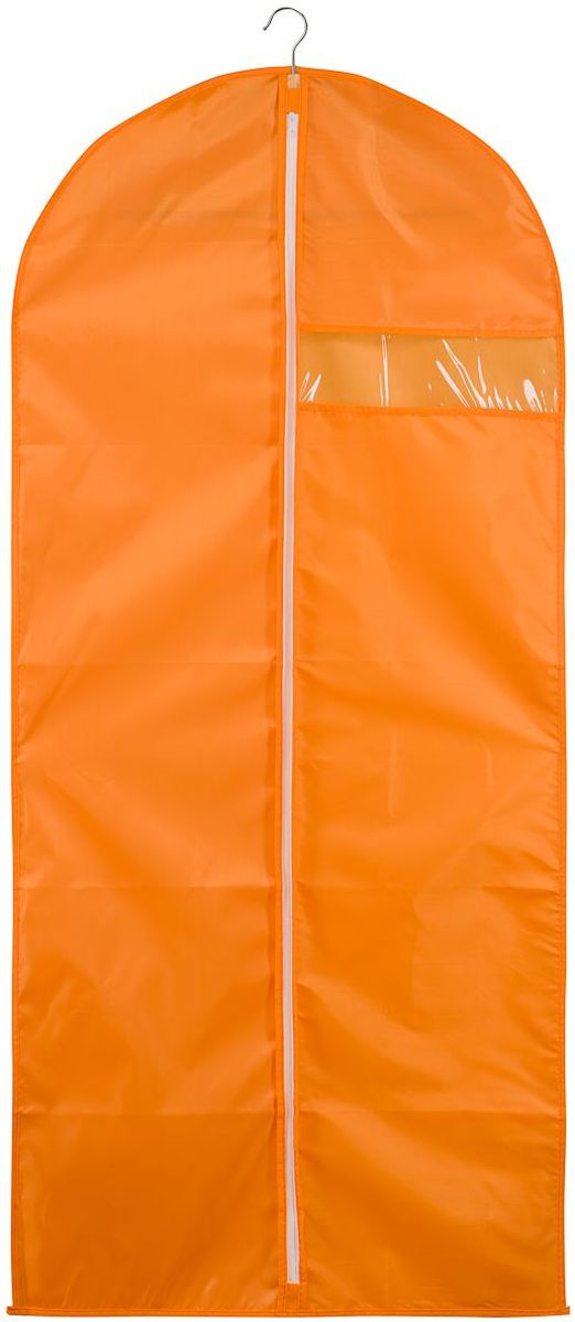 Чехол для одежды Handy Home Апельсин, 60 х 135 смUC-33Чехол Handy Home Апельсин предназначен для хранения и перевозки длинной одежды изготовленной на высокий рост, либо вечерних и свадебных платьев (до 135 см). Изготовлен из полиэстера , который препятствует попаданию пыли, влаги, запахов и грязи.