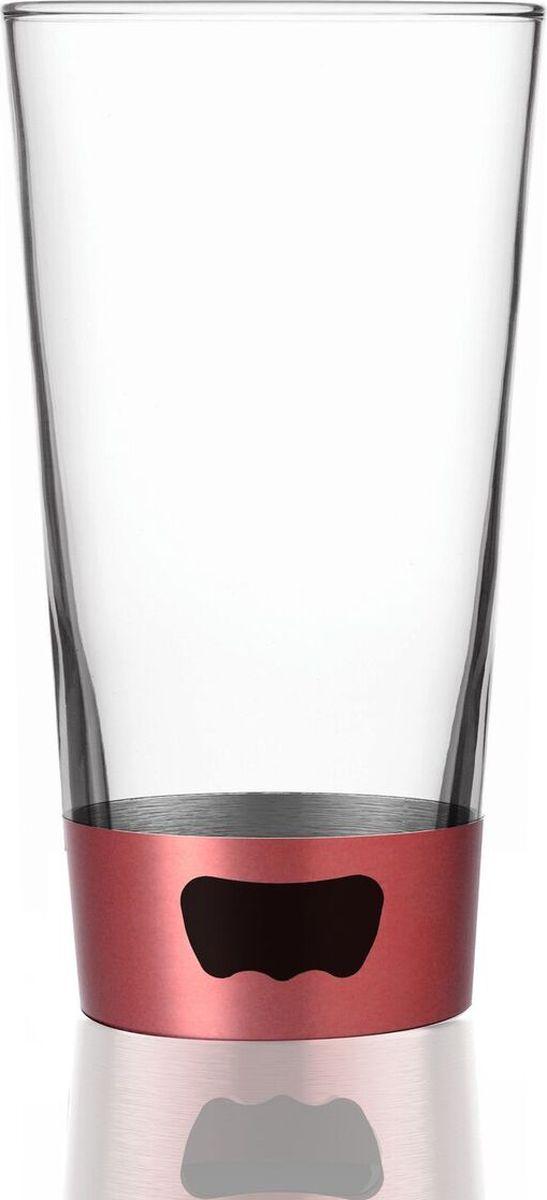 Стакан Asobu Pint glassopener, цвет: красный, 480 млBO2 redСтакан Asobu Pint glassopener - самый популярный пивной бокал в мире!Инновационный дизайн: стеклянный стакан со стальным основанием. Бокал содержит целых две открывалки! Открывайте, как Вам удобно. Asobu Pint glassopener будет любимцем в Вашей коллекции.Особенности:480 мл.Основание из нержавеющей стали с двумя видами открывалок.BPA FREE (материал, из которого изготовлено изделие, не содержит Бисфенол А).Можно мыть в посудомоечной машине.Материал: СтеклоВысота: 18,5 смДиаметр: 9,5 смОснование из нержавеющей стали с двумя видами открывалок.BPA FREE (материал, из которого изготовлено изделие, не содержит Бисфенол А).Можно мыть в посудомоечной машине.