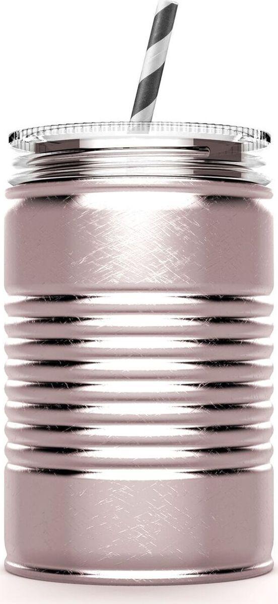 Кружка Asobu I can, цвет: розовый, 540 млIC1 pinkКружка Asobu I can - отличный вариант для тех, кто любит разнообразие. Предлагаем отойти от традиционных кофейных кружек и взглянуть совершенно по-новому на свой любимый напиток со стальной кружкой-банкой Asobu I can. Asobu I can выполнена из нержавеющей стали. Двойные стенки сохранят Ваш напиток горячим чуть дольше и, к тому же, не позволят Вам обжечься. Кружка идеально подходит для использования дома, в офисе или на заднем дворе. Asobu I can полностью экологически чистый продукт и подходит для вторичной переработки. Особенности: Многоразовая соломинка в комплекте.Нержавеющая сталь, двойные стенки.Утилизируется, экологически чистый материал.100% BPA FREE.Можно мыть в посудомоечной машине.540 мл.