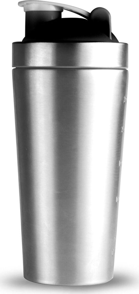 Стакан-шейкер Asobu Shake it baby, цвет: черный, 800 млSSB25 blackСтакан-шейкер Asobu Shake it baby встряхнет Ваши обычные тренировки!Дизайн, практичность и простота использования делают этот инновационный стакан идеальным компаньоном тренировок.Мерная маркировка, выгравированная на прочной наружной стенке из нержавеющей стали, обеспечивает точное сочетание продуктов. Удобный носик для питья с защитным колпачком гарантирует, что ваши напитки останутся свежими и не прольются. Прочные лезвия, расположенные в крышке, отлично размешивают смеси, плюс в комплект входят два шарика для лучшего встряхивания коктейля в то время когда вы находитесь на ходу.Высота : 22,5 смДиаметр : 9,5 см