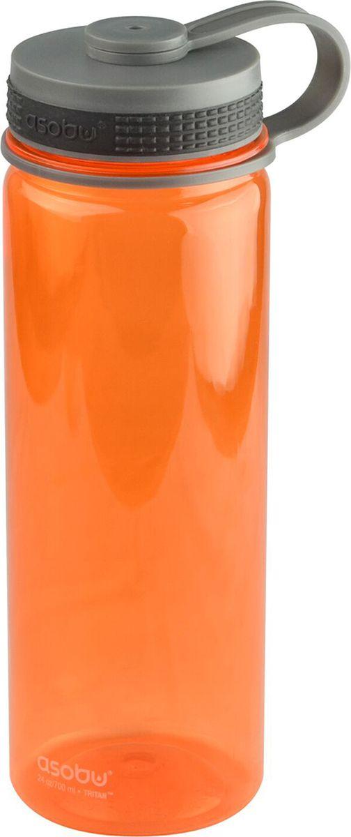 Бутылка Asobu Pinnacle sport bottle, цвет: оранжевый, 720 млAS009Бутылка Asobu Pinnacle sport bottle создана для активного и спортивного образа жизни. Идеальна для пешего туризма, кемпинга, езде на велосипеде и других видов активного отдыха. Pinnacle Sports Bottle изготовлена из почти неубиваемого и очень легкого материала нового поколения Tritan, который не содержит Бисфенол А. Легкий доступ, бутылку можно держать и открывать одной рукой, широкое горло идеально подходит для добавления кубиков льда, а кольцо на крышке делает переноску гораздо удобнее.Итак, заполните Pinnacle Sports Bottle водой, плотно закройте крышку, и ваша бутылка для спорта готова помочь достичь Вам новых целей!Особенности:Asobu Pinnacle Bottle не содержит Бисфенол А (BPA FREE).Объем 720 мл.Материал Tritan практически не поддается разрушению и делает бутылку идеальной для кемпинга, пеших прогулок или любого активного отдыха.Широкое горло обеспечивает легкий доступ к воде и идеально для добавления кубиков льда.Плотная крышка с петлей для переноски.Материал: ПластикВысота : 21,7 смДиаметр : 7,5 см
