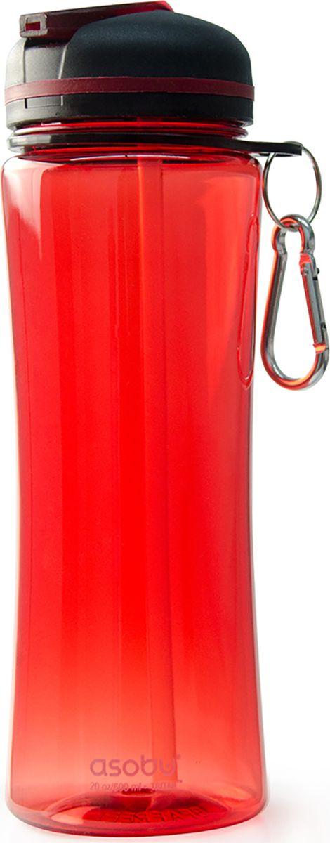 Бутылка Asobu Triumph sport bottle, цвет: красный, 720 мл67743Бутылка Asobu Triumph sport bottle обязательна для всех любителей спорта и профессионалов!Эргономичный дизайн позволяет легко захватывать бутылку и удерживать ее одной рукой, инновационная система питья Free Flow (свободный поток) обеспечивает быстрый доступ к воде, необходимый при интенсивных тренировках.Triumph sport bottle изготовлена из прочного и очень легкого материала нового поколения Tritan, который не содержит Бисфенол А.Особенности:Asobu Pinnacle Bottle не содержит Бисфенол А (BPA FREE).Объем 720 мл.Материал Tritan практически не поддается разрушению и делает бутылку идеальной для кемпинга, пеших прогулок или любого активного отдыха.Инновационный носик с системой свободного потока (Free Flow) для легкого доступа к воде.Плотная крышка с кольцом для переноски.