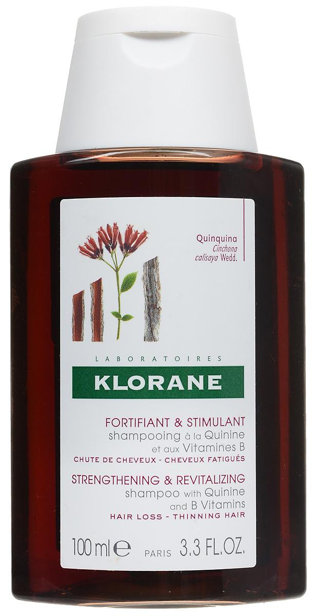 Klorane Шампунь Thinning Hair с экстрактом Хинина укрепляющий 100 млAC-1121RDУважаемые клиенты! Обращаем ваше внимание на то, что упаковка может иметь несколько видов дизайна. Поставка осуществляется в зависимости от наличия на складе.
