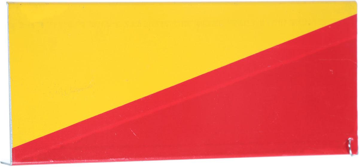 Планер Blind Metal Planer, левый, цвет: желтый, красныйPGPS7797CIS08GBNVПланер Blind Metal Planer, левый, цвет: желтый, красный