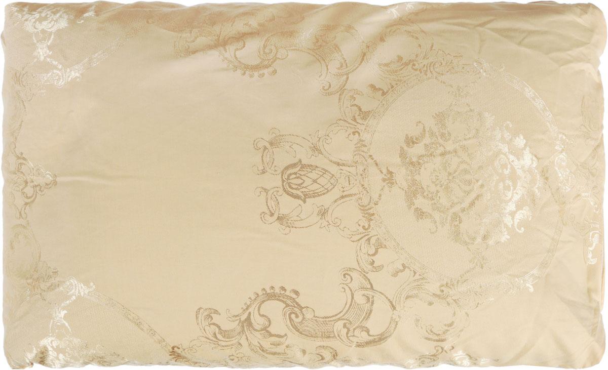 Подушка Ecotex, наполнитель: лузга гречихи, цвет: светло-коричневый, 40 х 60 смES-412Подушка Гречиха с эко-наполнителем из натуральной лузги гречихи в хлопковой ткани обеспечит вам приятный и здоровый сон.Подушка имеет оздоровительно-массажный и ортопедический эффект,благоприятно влияющий на организм человека.Рекомендована для профилактики лечения боли в области спины и шейного отдела позвоночника, радикулита, артрита, головной боли.Размер подушки: 40 x 60 см.