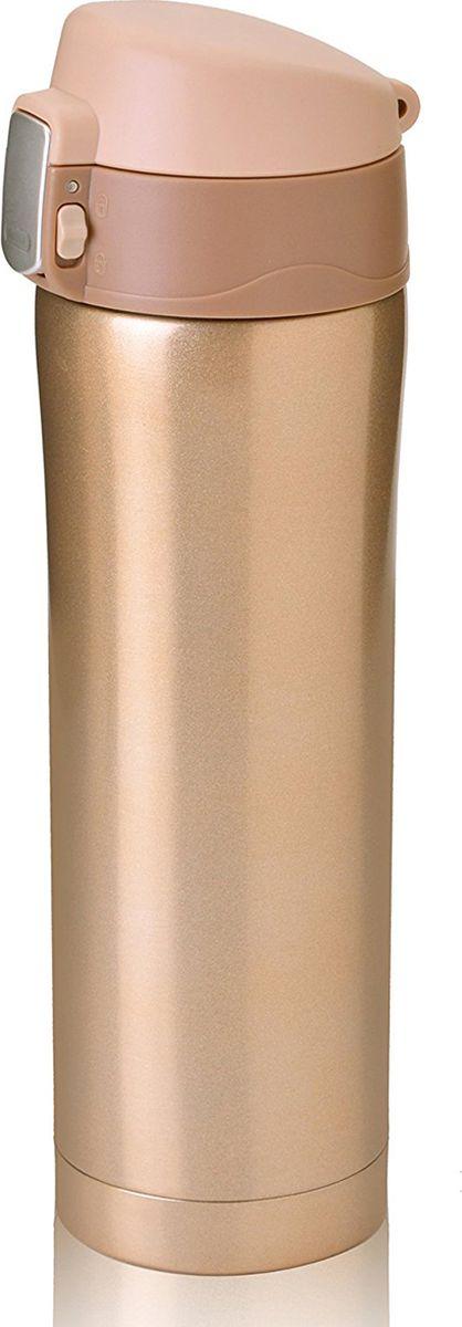 Термокружка Asobu Diva Cup, цвет: коричневый, 450 млV600 brown-chocolateAsobu - бренд посуды для питья, выделяющийся творческим, оригинальным дизайном и инновационными решениями.Asobu разработан Ad-N-Art в Канаде и в переводе с японского означает весело и с удовольствием. И действительно, только взгляните на каталог представленных коллекций и вы поймете, что Asobu - посуда, которая вдохновляет!Кроме яркого и позитивного дизайна, Asobu отличается и качеством материалов из которых изготовлена продукция - это всегда чрезвычайно ударопрочный пластик и 100% BPA Free.За последние 5 лет, благодаря своему дизайну и функциональности, Asobu завоевали популярность не только в Канаде и США, но и во всем мире!Diva cup - это серия термокружек пастельных тонов от Asobu. И пусть Вас это не удивляет, Asobu - это не только яркие, кричащие цвета и необычные дизайны! У нас Вы найдете широкий ассортимент продукции этой канадской фирмы в классическом, привычном для многих, стиле. С Diva cup Вы можете не беспокоиться за проливание, система блокировки крышки не даст напитку пролиться. Термокружку можно мыть в посудомоечной машине.Особенности:Защита от проливания.Система блокировка крышки.Вакуумная изоляция, двойные стенки.Сохраняет напиток горячим в течение 8 часов, холодным - до 24 часов.BPA FREE (материал, из которого изготовлено изделие, не содержит Бисфенол А).450 мл.Идеально подходит для:- офиса;- активного отдыха;- тренажерный зала;- использования в автомобиле.Высота: 24,5 смДиаметр: 7,5 см