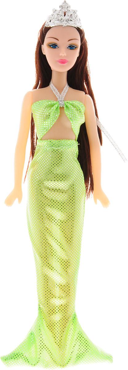 Город игр Кукла Abbie Русалка цвет наряда зеленый вцспс зеленый город путевку