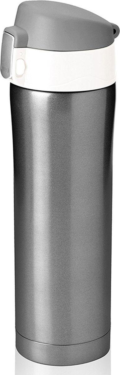 Термокружка Asobu Diva Cup, цвет: серый, 450 млAS009Asobu – бренд посуды для питья, выделяющийся творческим, оригинальным дизайном и инновационными решениями.Asobu разработан Ad-N-Art в Канаде и в переводе с японского означает весело и с удовольствием. И действительно, только взгляните на каталог представленных коллекций и вы поймете, что Asobu - посуда, которая вдохновляет!Кроме яркого и позитивного дизайна, Asobu отличается и качеством материалов из которых изготовлена продукция – это всегда чрезвычайно ударопрочный пластик и 100% BPA Free.За последние 5 лет, благодаря своему дизайну и функциональности, Asobu завоевали популярность не только в Канаде и США, но и во всем мире!Diva cup – это серия термокружек пастельных тонов от Asobu. И пусть Вас это не удивляет, Asobu – это не только яркие, кричащие цвета и необычные дизайны! У нас Вы найдете широкий ассортимент продукции этой канадской фирмы в классическом, привычном для многих, стиле. С Diva cup Вы можете не беспокоиться за проливание, система блокировки крышки не даст напитку пролиться. Термокружку можно мыть в посудомоечной машине.Особенности:Защита от проливания.Система блокировка крышки.Вакуумная изоляция, двойные стенки.Сохраняет напиток горячим в течение 8 часов, холодным – до 24 часов.BPA FREE (материал, из которого изготовлено изделие, не содержит Бисфенол А).450 мл.Идеально подходит для:- офиса;- активного отдыха;- тренажерный зала;- использования в автомобиле.