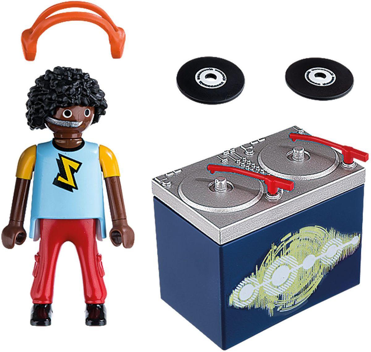 Playmobil Игровой набор Ди-джей