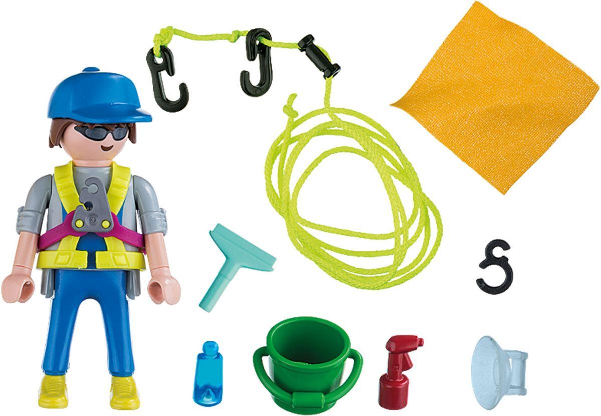 Playmobil Игровой набор Мойка окон