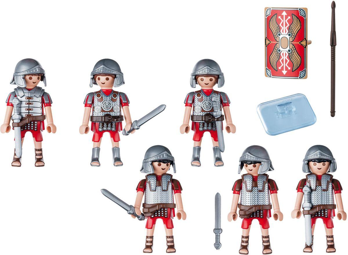 Playmobil Игровой набор Римляне и египтяне Римское войско - Игровые наборы