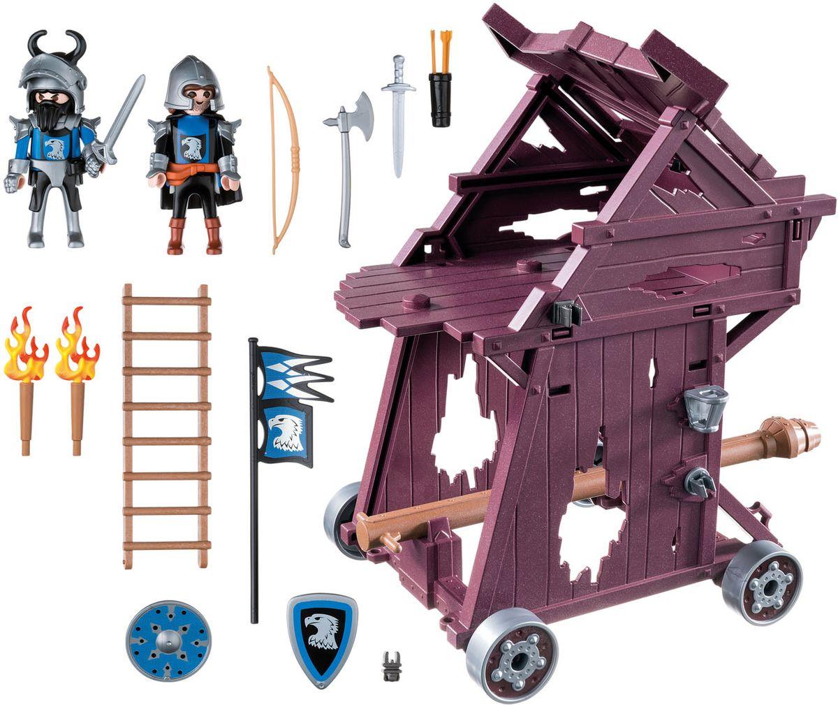 Playmobil Игровой набор Рыцари Орла атакуют башню - Игровые наборы