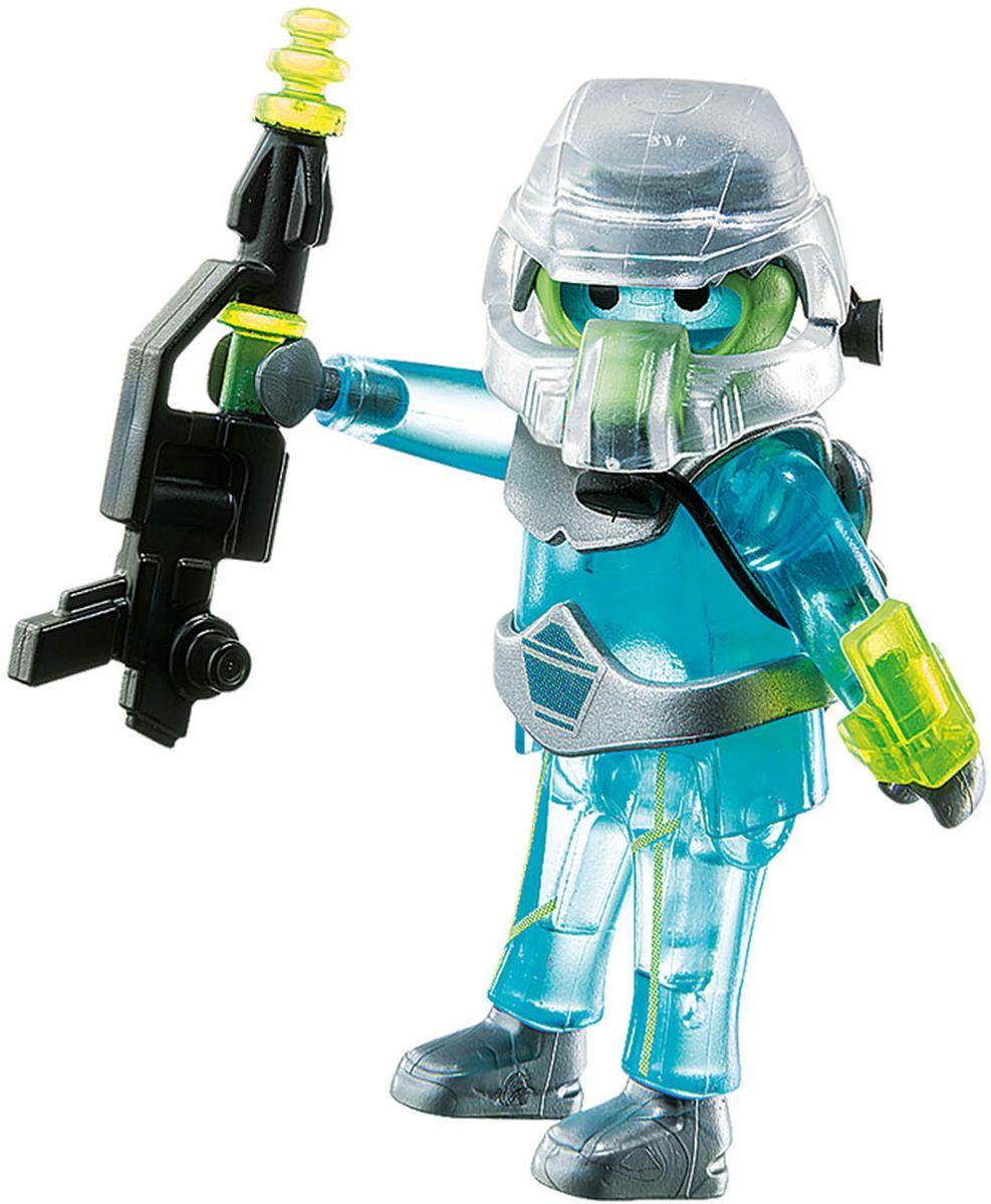 Playmobil Игровой набор Друзья Космический боец