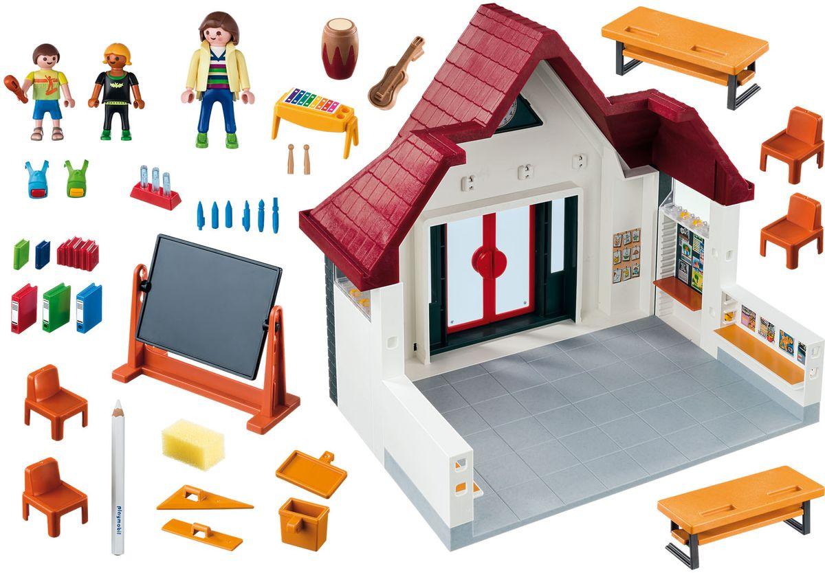 Playmobil Игровой набор Школа Здание - Игровые наборы