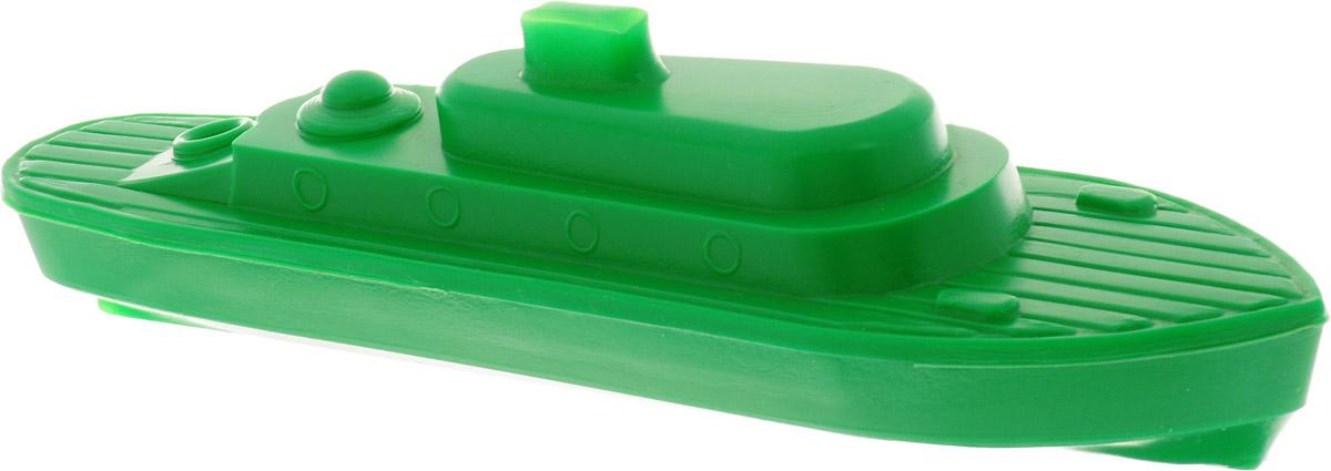 Волшебный городок Игрушка для ванной Катерок цвет зеленый